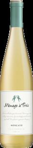Ménage À Trois Moscato 2014, California Bottle