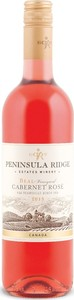 Peninsula Ridge Beal Vineyards Cabernet Rosé 2015, VQA Beamsville Bench, Niagara Peninsula Bottle