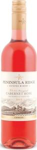 Peninsula Ridge Beal Vineyards Cabernet Rosé 2015, VQA Beamsville Bench, Niagara Peninsula Bottle