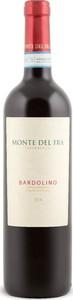 Monte Del FráBardolino 2014, Doc Bottle