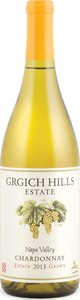 Grgich Hills Estate Chardonnay 2013, Napa Valley Bottle