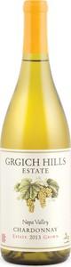 Grgich Hills Estate Chardonnay 2013, Napa Valley Bottle