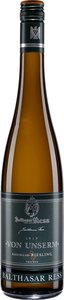 Weingut Balthasar Ress Von Unserm Riesling 2014, Qba  Bottle