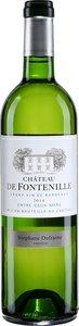 Château De Fontenille 2015, Entre Deux Mers Bottle