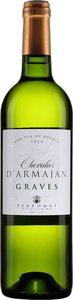 Jacques Perromat Graves Chevalier D'armajan 2014 Bottle
