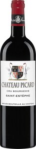 Château Picard 2012, Saint Estèphe Bottle