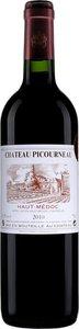 Château Picourneau Haut Médoc 2010 Bottle