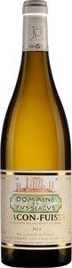 Domaine De Fussiacus Macon Fuissé 2014, Ac Macôn Fuissé Bottle