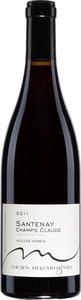 Lucien Muzard Santenay Champs Claude Vieilles Vignes 2013 Bottle