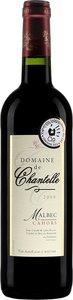 Domaine De Chantelle Cahors 2009 Bottle