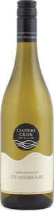Coopers Creek Sauvignon Blanc 2015, Marlborough, South Island Bottle