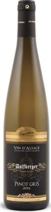 Wolfberger Signature Pinot Gris 2014, Ac Alsace Bottle