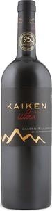 Kaiken Ultra Cabernet Sauvignon 2013 Bottle