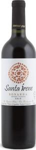 Santa Irene Organic Bonarda 2015 Bottle