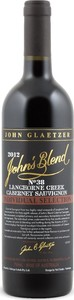 John's Blend Individual Selection No. 35 Cabernet Sauvignon 2012, Langhorne Creek, South Australia Bottle