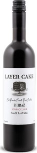 Layer Cake Shiraz 2014, South Australia Bottle