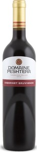 Domaine Peshtera Cabernet Sauvignon 2014, Thracian Valley Bottle