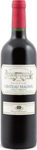 Château Magnol 2012, Ac Haut Médoc Bottle