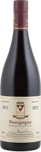 Maison Bertrand Ambroise Bourgogne Rouge 2012, Ac Bottle
