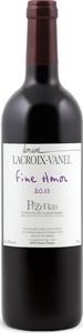 Lacroix Vanel Fine Amor Pézenas 2013, Ac Coteaux Du Languedoc Bottle