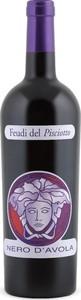 Feudi Del Pisciotto Versace Nero D'avola 2012, Igt Terre Siciliane Bottle