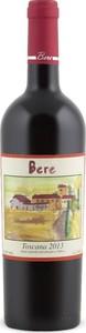 Viticcio Bere 2013, Igt Toscana Bottle