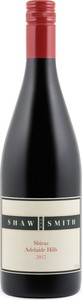 Shaw & Smith Shiraz 2012, Adelaide Hills, South Australia Bottle
