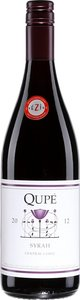Qupé Syrah 2012, Central Coast Bottle