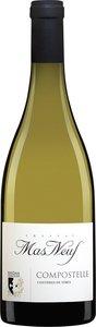 Château Mas Neuf Compostelle Cuvée 2013 Bottle