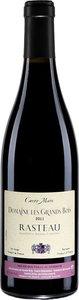 Domaine Les Grands Bois Cuvee Marc 2012 Bottle