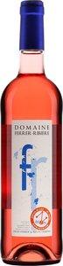 Domaine Ferrer Ribière Vin Rosé 2015, Côtes Catalanes Bottle