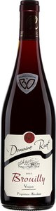 Domaine Ruet Voujon Brouilly 2014 Bottle