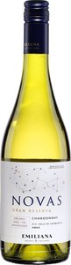 Emiliana Novas Limited Selection Chardonnay 2015, Casablanca Valley Bottle