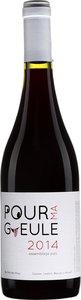 Clos Des Fous Pour Ma Gueule Valle Del Itata 2014 Bottle