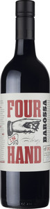 Four In Hand Shiraz 2014, Barossa Bottle
