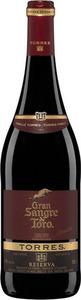 Torres Gran Sangre De Toro 2012 Bottle