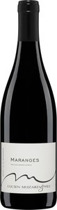 Lucien Muzard & Fils Maranges 2013 Bottle