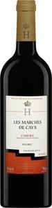 Les Marches De Cayx Cahors 2012 Bottle