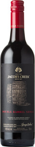 Jacob's Creek Double Barrel Shiraz 2014, Barossa Valley Bottle