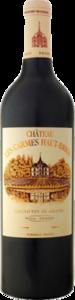 Château Les Carmes Haut Brion 2012, Ac Pessac Léognan Bottle