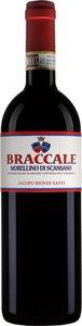 Sangiovese Grosso Braccale Morellino Di Scansano 2011 Bottle