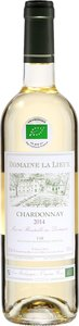 Domaine La Lieue Chardonnay 2015 Bottle