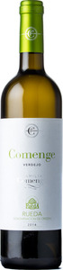 Comenge Verdejo 2015 Bottle