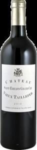 Château Vieux Taillefer Saint Emilion Grand Cru 2012 Bottle