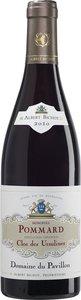 Albert Bichot Domaine Du Pavillon Clos Des Ursulines Pommard 2012 Bottle