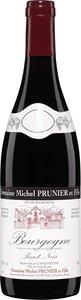 Domaine Michel Prunier Et Fille Bourgogne 2014 Bottle