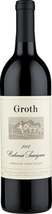 Groth Cabernet Sauvignon 2005, Oakville, Napa Valley Bottle