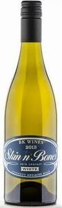 Bk Wines Skin & Bones White 2015, Adelaide Hills, South Australia Bottle