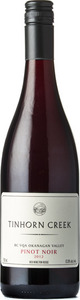 Tinhorn Creek Pinot Noir 2013, Okanagan Valley Bottle
