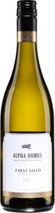 Alpha Domus Chardonnay 2014 Bottle